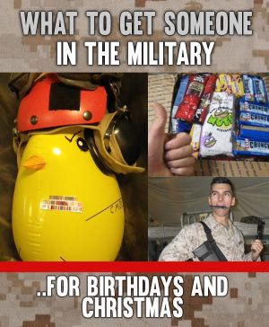 Military Gifts ideas for Marines, soldiers or anyone in the Armed Forces