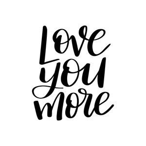 Silhouette Design Store - View Design #192052: love you more