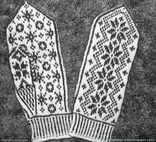 Westplains: Норвежские варежки
