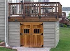 Storage Under Deck Ideas   Bing Images