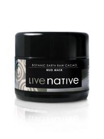 Botanical Earth Antioxidant Mud Mask from Live Native