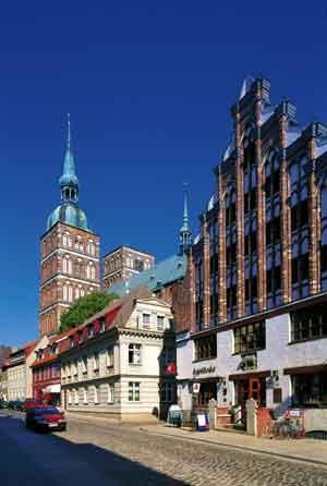 Stralsund, vieille ville hanséatique Photo © Böttcher, Ulf / TMV