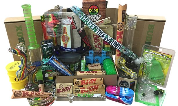 BuddaBox Delivers 420 Essentials + Gear To Your Door. BuddaBox Brings The Smoke Shop To Your Door. Join Thousands Of Members That Love Their BuddaBox!