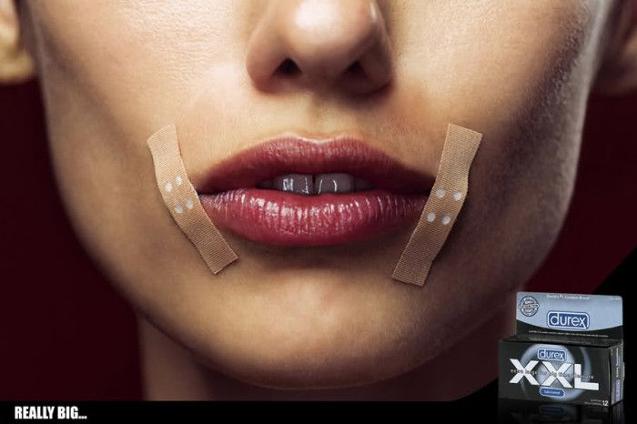 Mega Collection of the Best Condom Ads Ever | Earthly Mission
