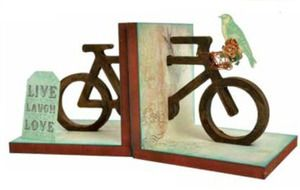Bicycle Bookends - Beyond The Page - KaiserCraft