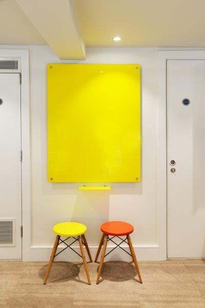 #Stalls #Noticeboard #Colourful #RubiconInteriors