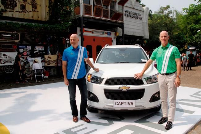 Chevy Captiva Baru Meluncur - Vivaoto.com - Majalah Otomotif Online