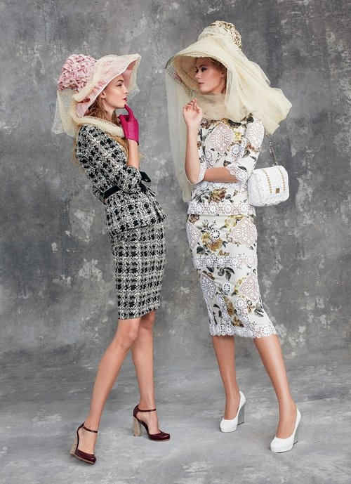 Caroline Trentini & Frida Gustavsson