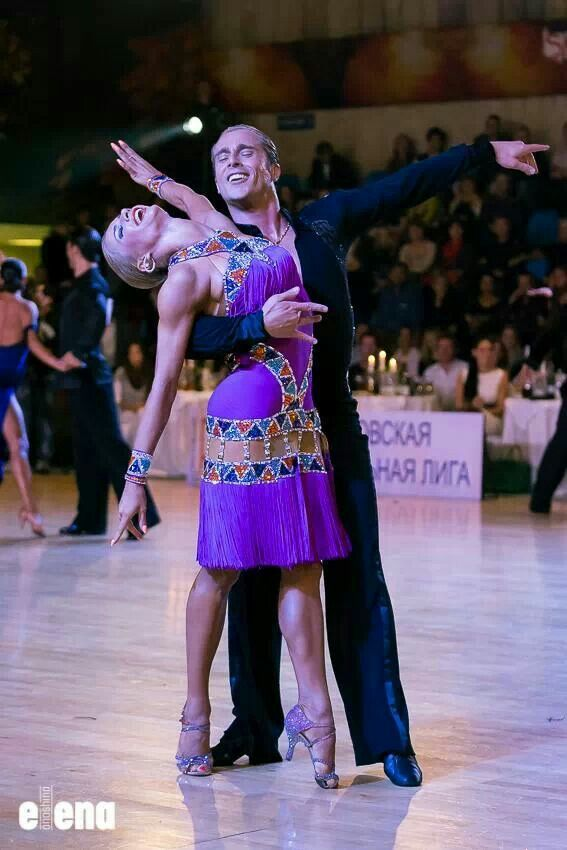Riccardo and yulia rumba ballroom latin dance pinterest for Garderobe yulia