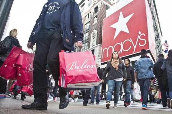 Moving out of the controversial political season and into the holiday buying season, many large retailers are seeing an improving rise in sales trends for the months to come. With raising wages and low employment in this recent year stores like Kohl's, Macy's, and Nordstrom's have high hopes for projected sales soon to come. - Connor Lazares