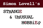 Get Simon Lovell's Strange and Unusual Hobbies tickets, discount tickets, theater information, reviews, cast, pictures, news, video and more! - off-broadway, NY