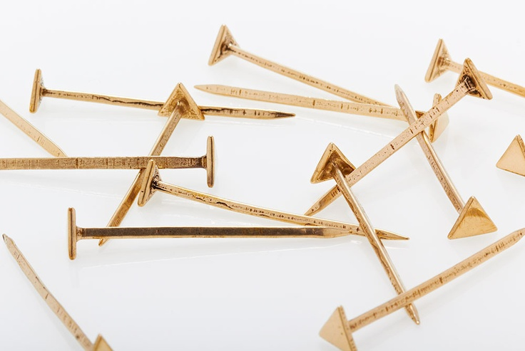 Equilateral Nails by Winsome Brave   American Design Club Shop