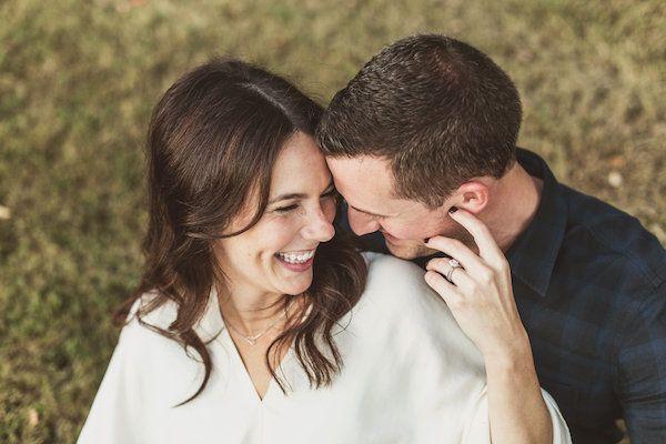 "Garner & Hunter's ""Follow Me"" Memphis Engagement   Mid-South Bride"