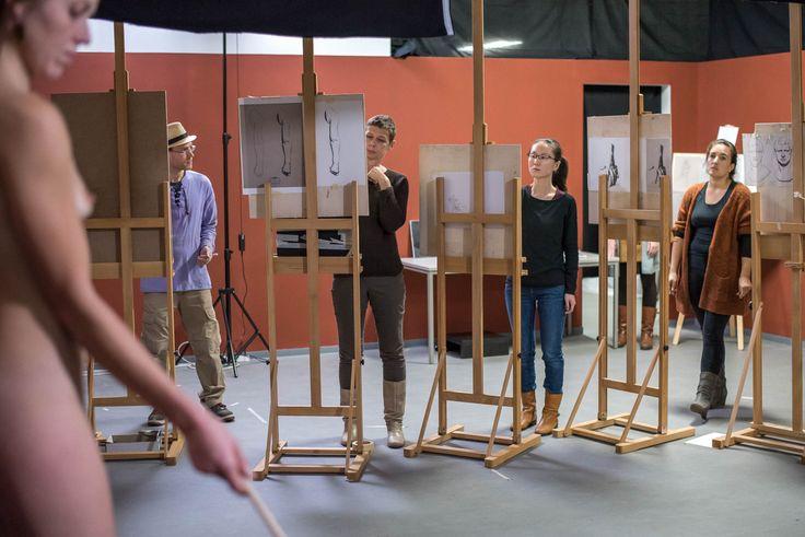 39 besten academy of fine art germany bilder auf pinterest for Aktzeichnen frankfurt
