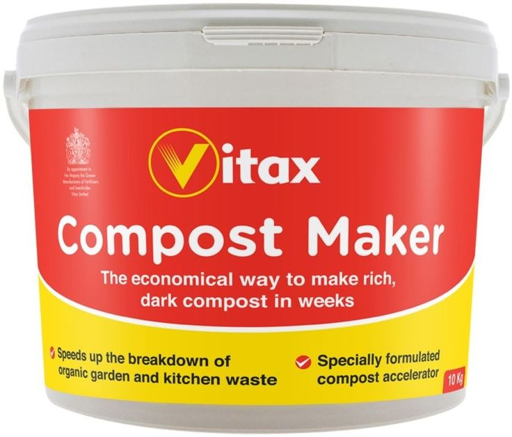 Compost Maker 10kg   Contains Organic Nutrients   Speed Up Compost Breakdown