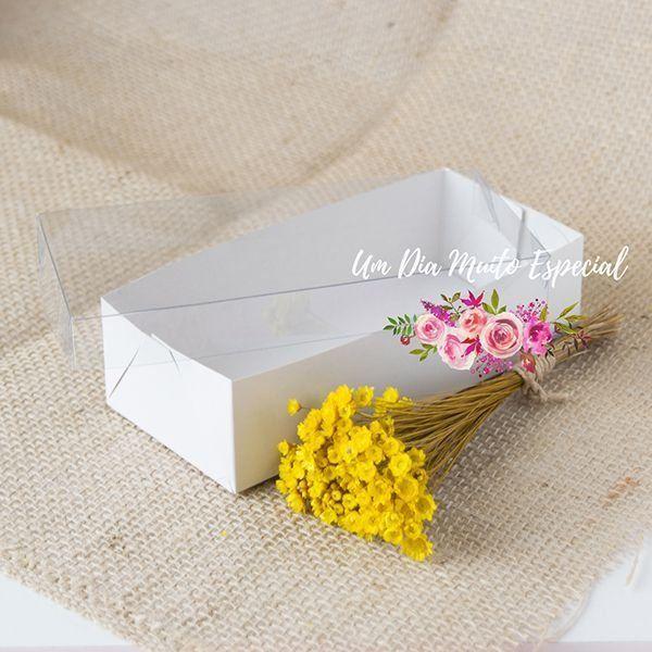 Caixa cubo para doces e lembrancinhas de festas loja onnline - Lembrancinhas e Decoração Romântica para Festas   Um Dia Muito Especial