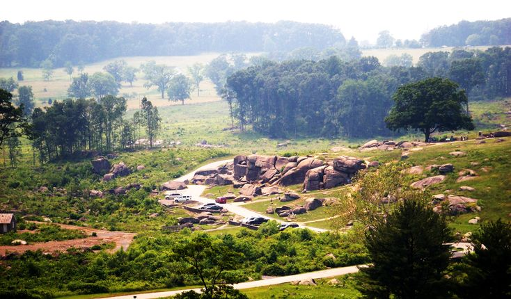 Gettysburg Battlefield is one of the most haunted places in the U.S. War, nearly 8,000 Union and Confederate soldiers were killed and tens of thousands more were injured there on July 3, 1863. ...
