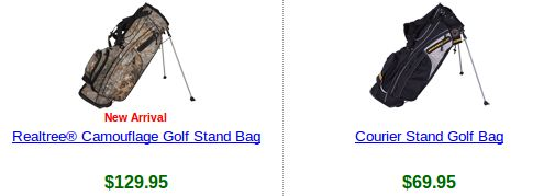Pinemeadow Golf provides hybrid golf clubs, clone golf clubs with discounted price rate and also offer golf bags which are used to hold golf clubs and golf accessories. For more information visit our website: www.pinemeadowgolf.com