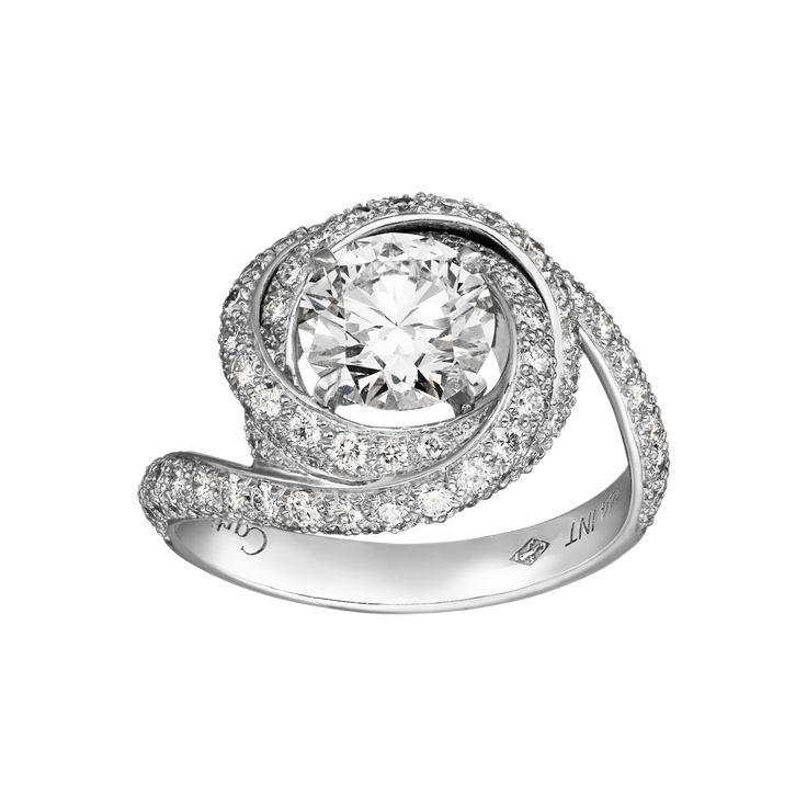 solitaire ring platinum diamonds fine engagement rings for women cartier
