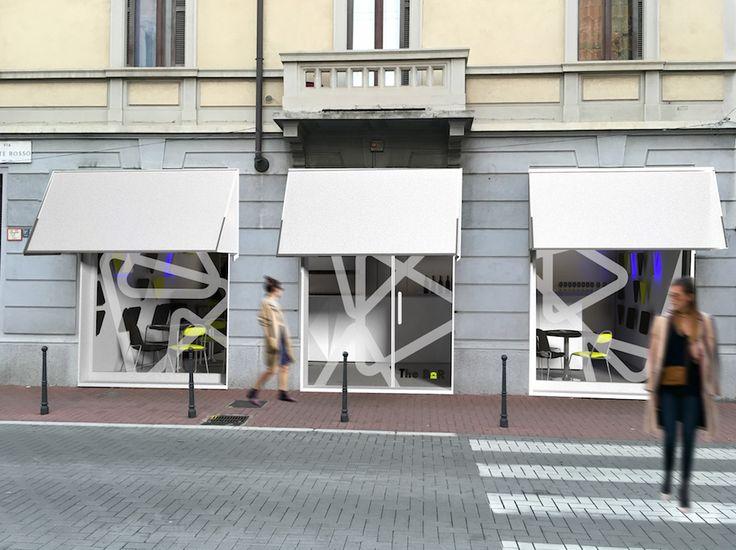 #TheBaR by Simone Micheli Architect #venturalambrate #vl16 #fuorisalone2016