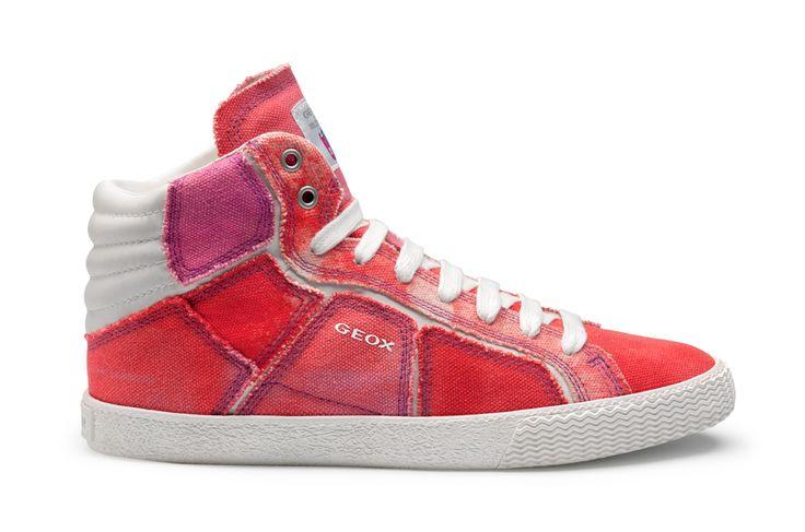 GEOX for Valemour - Smart Sneaker for Man & Woman