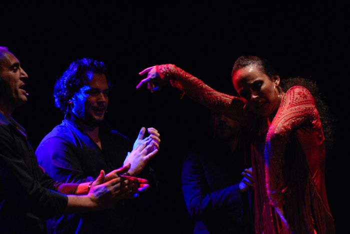 Centre Solea à Marseille : danse flamenco, soirées tablao, stages ... - ANA PEREZ