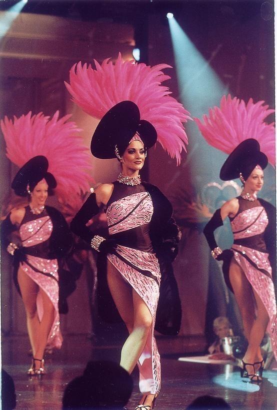 Lido, Cabaret, 116 avenue des Champs Élysées, Paris VIII.  This show is similar to the Moulin Rouge only in a better part of town.