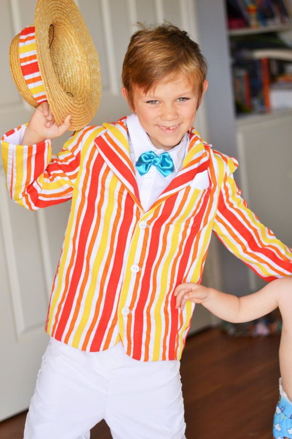 Bert / Mary Poppins Jolly Holiday costume  by DesignStitchWardrobe