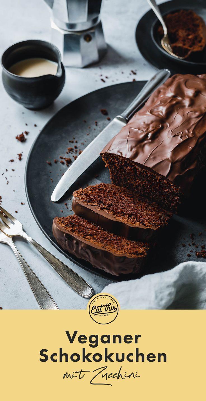 Schokoladen-Zucchinikuchen