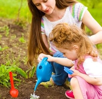How to Involve Your Kids in Gardening? | Parenting Magazine Online