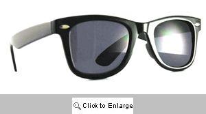 Johnny's Reader Sunglasses - 460SR Black