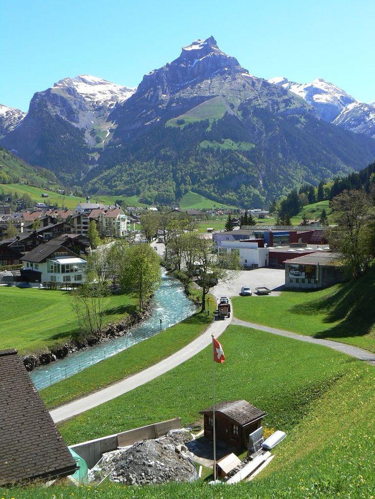 Engelberg, Svájc (Switzerland)