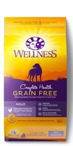 Wellness Complete Health Natural Wet Canned Dog Food, Chicken & Sweet Potato, 12.5-Ounce Can (Pack of 12): Canned Wet Pet Food: Pet Play Bale