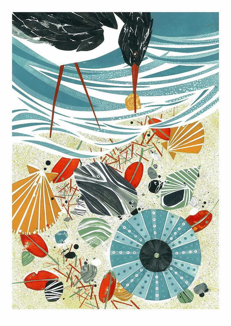Check out Beach Brunch by Holly Roach at New Zealand Fine Prints http://www.prints.co.nz/page/fine-art/All_Fine_Art_Prints/9958&AFFIL=kL62qV6J