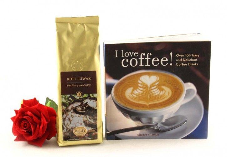 Coffee Kopi Luwak Luxury http://www.borealy.ro/cadouri-barbati/kopi-luwak-coffee-luxury.html