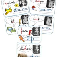Voici mes affiches de sons au format A5 pour un gain de place Y figurent: -la gestuelle Borel-Maisonny -les alphas -une illustration -l'écriture de la lettre ou du son en différentes polices