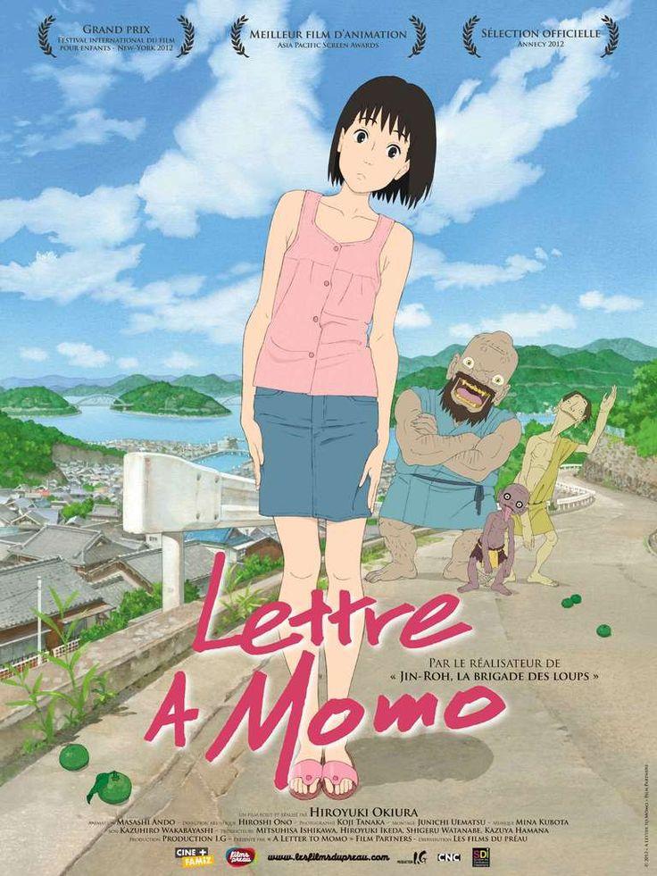 """Film d'animation """"Lettre à momo"""""""