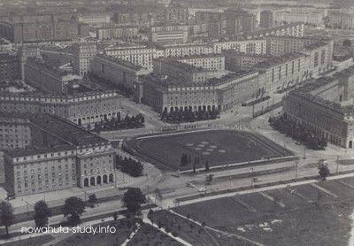 Nowa Huta, Plac Centralny