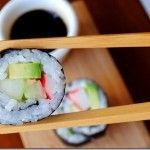 California Rolls Recipe