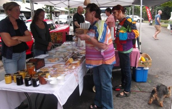 Adelaide Hills Farmers Market Producer - Yerelina Organic.
