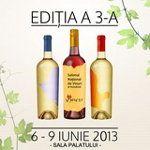 VINTEST 2013, Salonul Național de Vinuri al României, ediția a III-a, 6 - 9 iunie 2013, va avea loc la Sala Palatului din București. Evenimentul este dedi