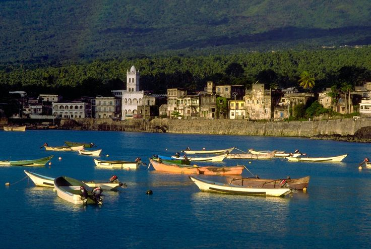 The Comoros Island City, The Perfume Islands