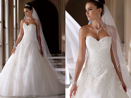 Wedding Dresses Hochzeitskleider - http://www.1pic4u.com/blog/2014/09/18/wedding-dresses-hochzeitskleider-516/
