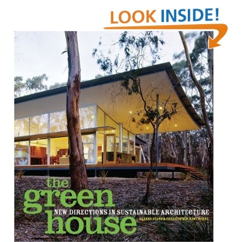 "The Green House vividly illustrates the emerging collaboration between stylish architecture, interior design, and environmental responsibility. This groundbreaking book features more than thirty-five residences in fifteen countries—and nearly every conceivable natural environment—designed by a combination of star architects and lesser-known practitioners, all of whom put ""greenness"" in the service of quality design, and not the other way around.Stylish Architecture, Green Houses, Christopher Hawthorne, Direction, Alanna Stange, Interiors Design, Environmental Response, Book, Sustainable Architecture"