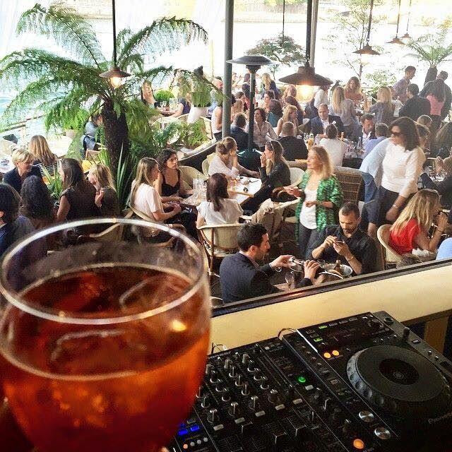 1000 images about les terrasses au bord de l 39 eau on - Restaurant terrasse jardin toulouse le mans ...