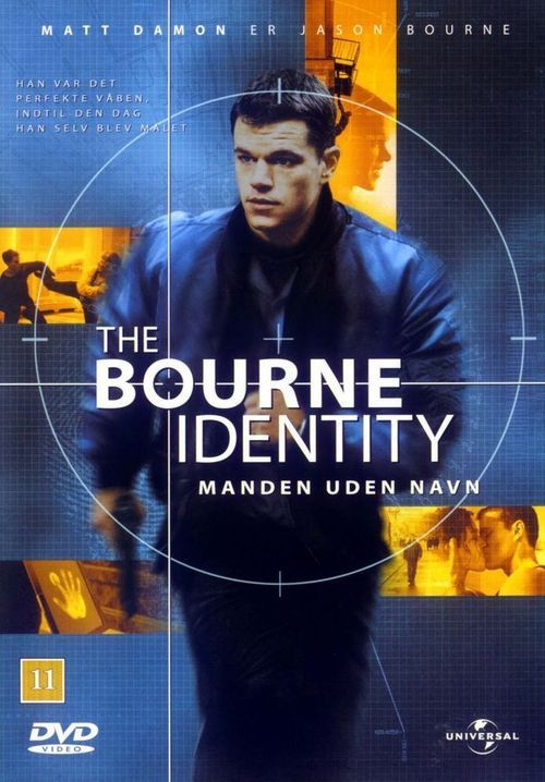 The Bourne Identity 2002 full Movie HD Free Download DVDrip