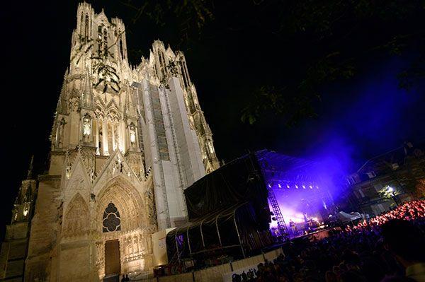 Festival Elektricity : l'alliance réussie du patrimoine et du spectacle vivant.