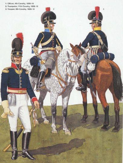 Portuguese cavalry