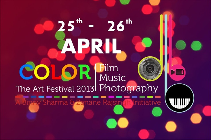 COLOR - Film Music Photography festival