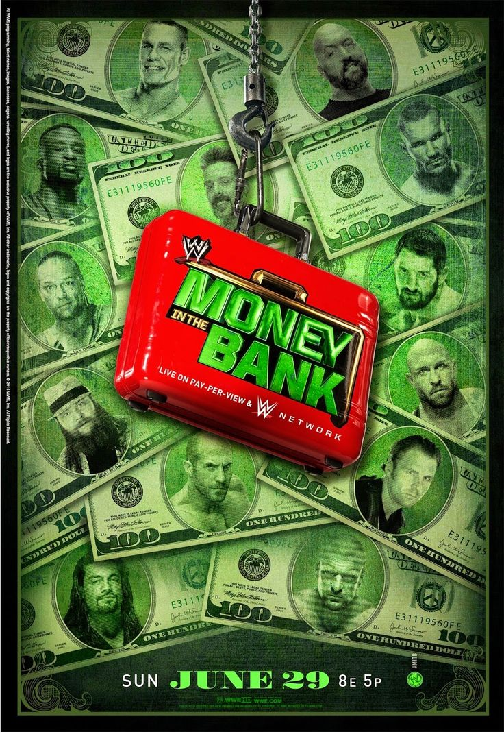 The Planet Lucha: LA PREVIA Y PREDICCIONES DE WWE MONEY IN THE BANK ...